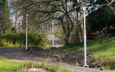 Støtte til trafikksikkerhetstiltak gjennom Inderøy Kommune